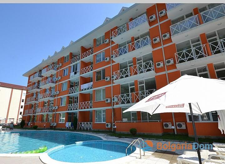 Дешевые квартиры на продажу в Болгарии. Цены от застройщика. Комплекс Гербер Резиденс 2. Фото 4