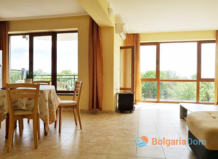 Прекрасная квартира на с панорамным видом в метрах от пляжа . Фото 15
