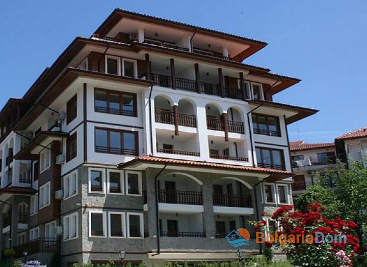 Отличная квартира у моря в курорте Святой Влас. Фото 17