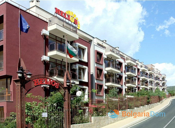 Двухкомнатные квартиры в комплексе Хелиос в РАССРОЧКУ на 3 года. Фото 4