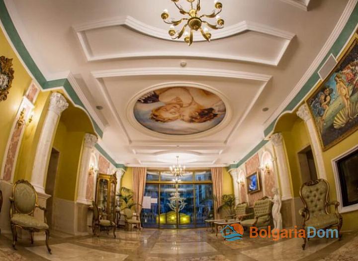 Трехкомнатная квартира в элитном комплексе Венера Палас. Фото 28