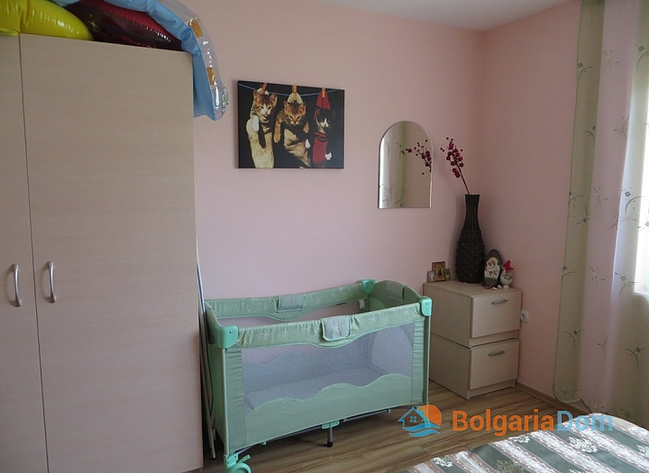 Квартира с хорошей мебелью и видом на море в Бяле. Фото 6