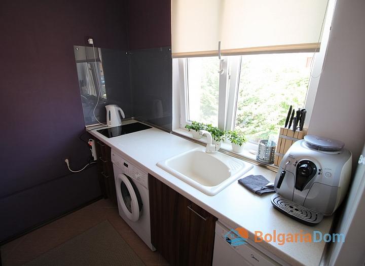 Современная двухкомнатная квартира в Равде . Фото 7
