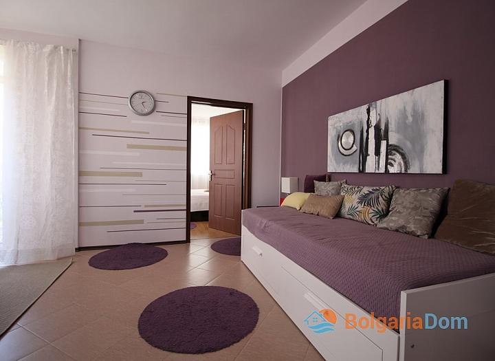 Современная двухкомнатная квартира в Равде . Фото 12