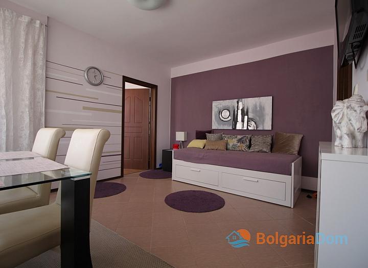 Современная двухкомнатная квартира в Равде . Фото 13