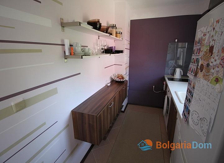 Современная двухкомнатная квартира в Равде . Фото 10