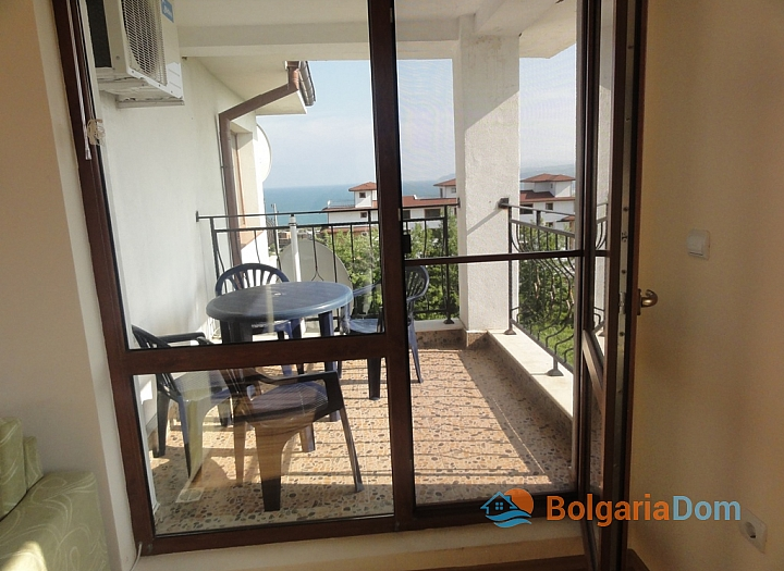 Квартира с хорошей мебелью и видом на море в Бяле. Фото 8