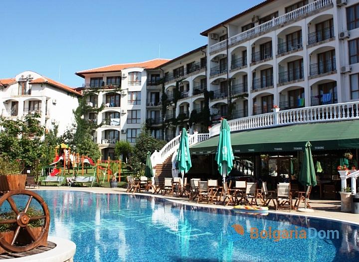 Купить квартиру в Святом Власе в Болгарии . Фото 1