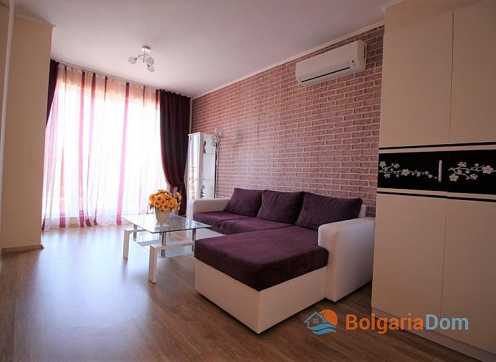 Трехкомнатная квартира в элитном комплексе Венера Палас. Фото 3