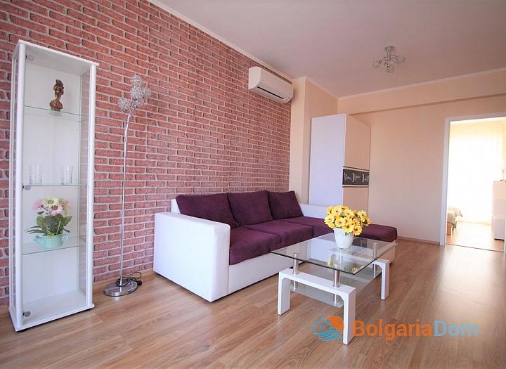Трехкомнатная квартира в элитном комплексе Венера Палас. Фото 8