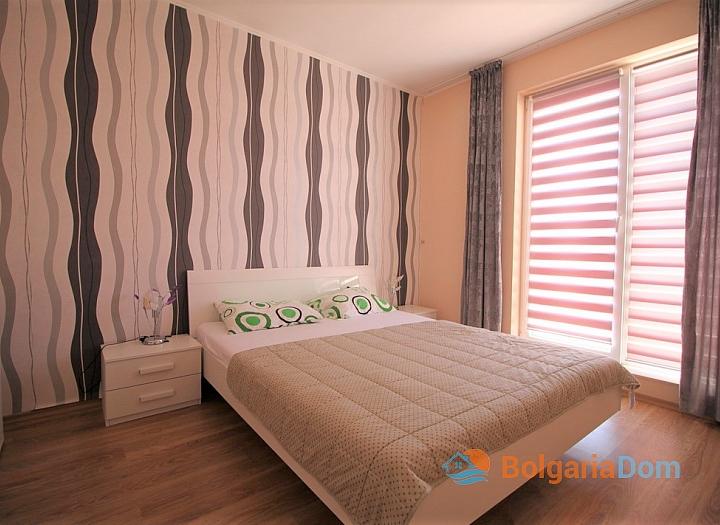 Трехкомнатная квартира в элитном комплексе Венера Палас. Фото 10