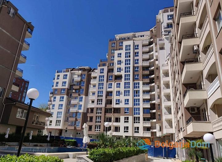 Новая квартира с двумя спальнями по выгодной цене в элитном здании. Фото 25