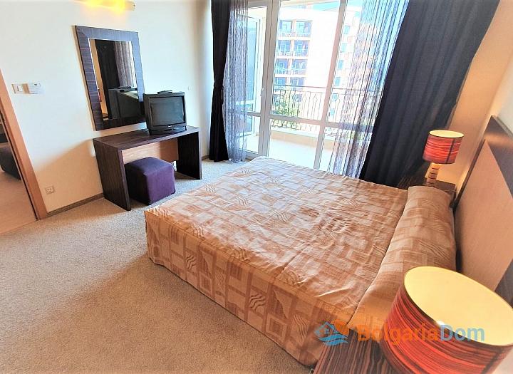 Квартира с фронтальным видом на море в роскошном комплексе. Фото 14