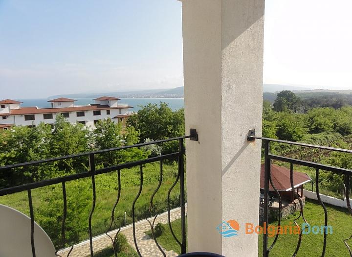 Квартира с хорошей мебелью и видом на море в Бяле. Фото 20