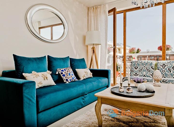 Эксклюзивная двухкомнатная квартира в Святом Власе. Фото 2