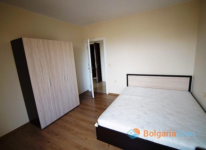 Двухкомнатная квартира на первой линии моря в Равде. Фото 4