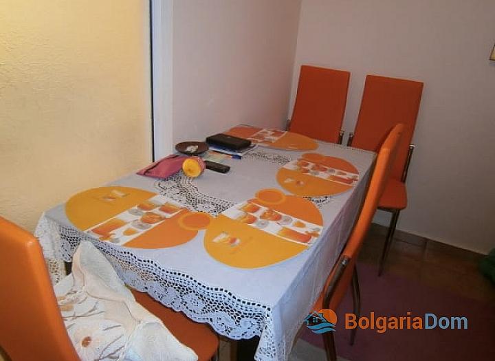 Трёхкомнатная квартира в Поморие с большой террасой. Фото 6