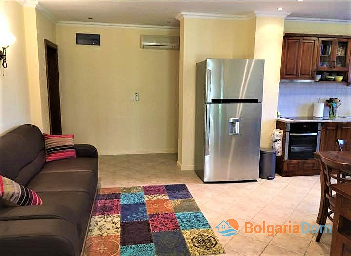Отличный апартамент с двумя спальнями в комплексе Санта Марина. Фото 3