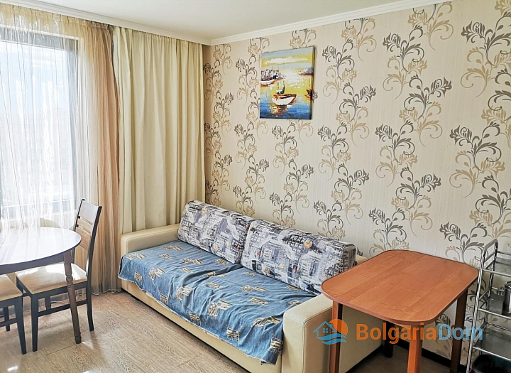 Двухкомнатная квартира в комплексе Сауф Бей, Святой Влас. Фото 1