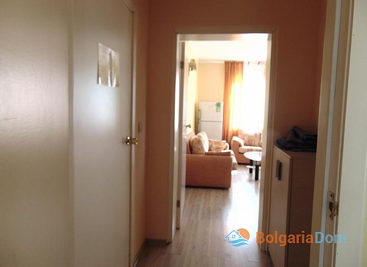 Двухкомнатная квартира в комплексе Виктория Резиденс. Фото 9