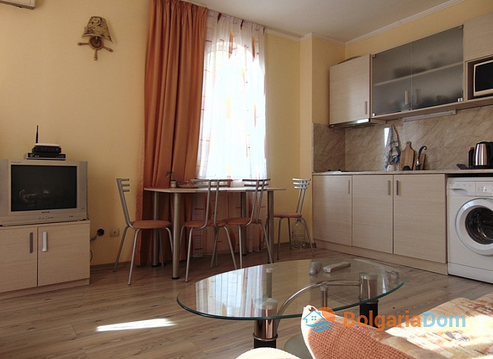Двухкомнатная квартира в комплексе Виктория Резиденс. Фото 2