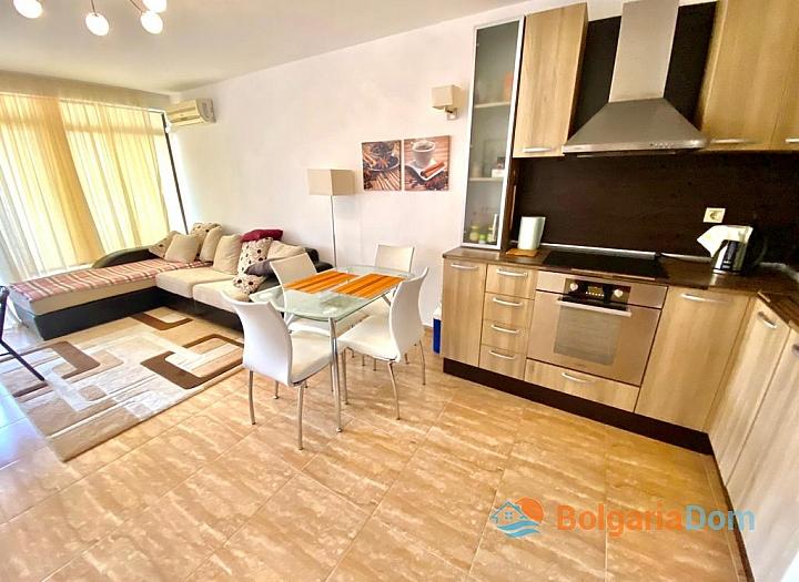 Двухкомнатная квартира в комплексе Этара 2. Фото 8