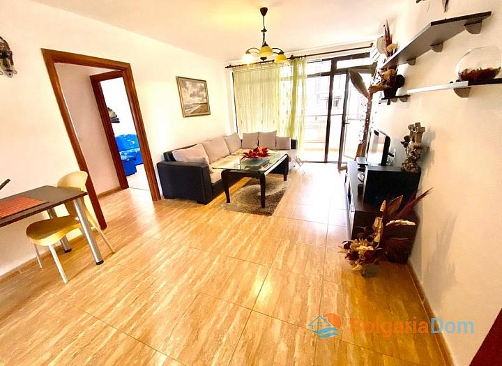 Трехкомнатная квартира в комплексе Етъра 2. Фото 4