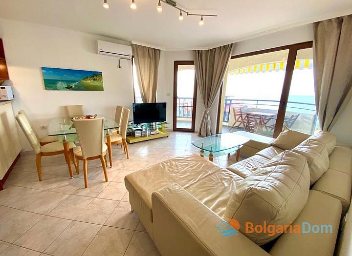 Трехкомнатная квартира с панорамным видом на море!. Фото 5