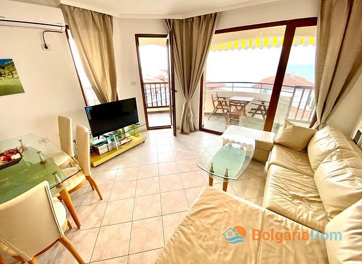 Трехкомнатная квартира с панорамным видом на море!. Фото 6