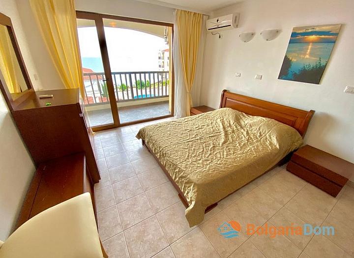 Трехкомнатная квартира с панорамным видом на море!. Фото 7