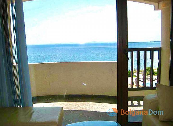 Трехкомнатная квартира с панорамным видом на море!. Фото 15