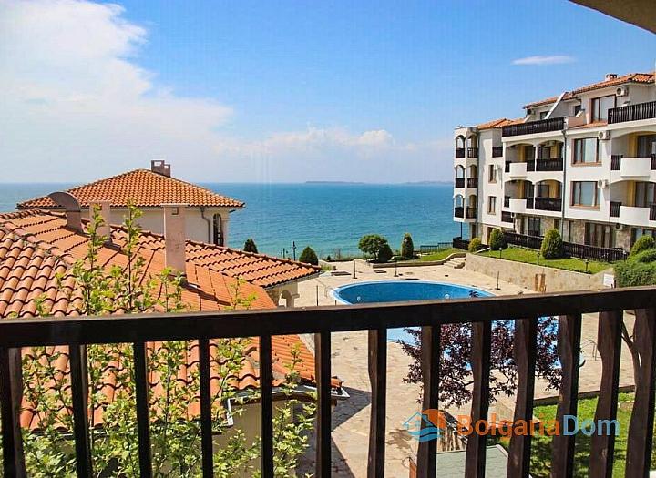 Трехкомнатная квартира с панорамным видом на море!. Фото 14