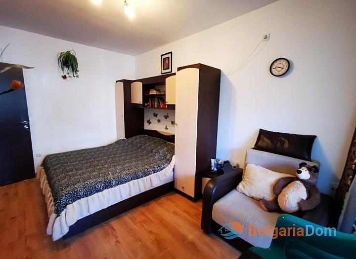 Двухкомнатная меблированная квартира в Святом Власе. Фото 8