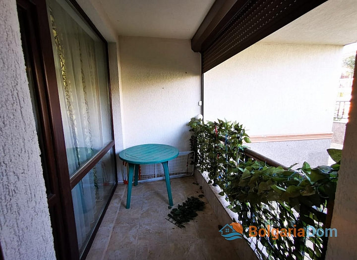 Двухкомнатная меблированная квартира в Святом Власе. Фото 4