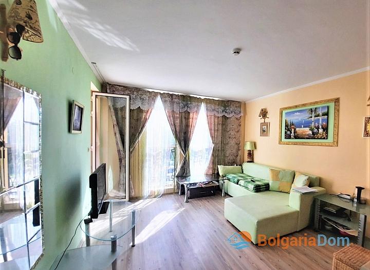 Красивая двухкомнатная квартира в комплексе Виктория Резиденс. Фото 1