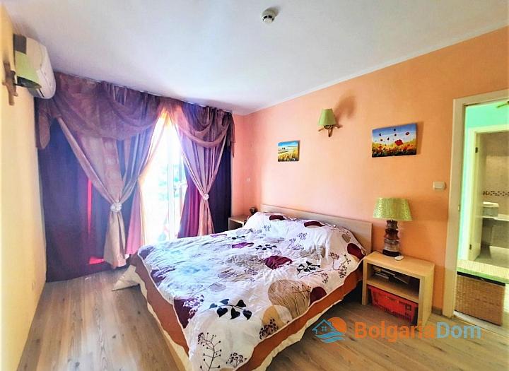 Красивая двухкомнатная квартира в комплексе Виктория Резиденс. Фото 3