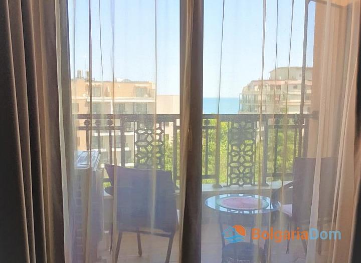 Трехкомнатная квартира с видом на море в элитном комплексе . Фото 10