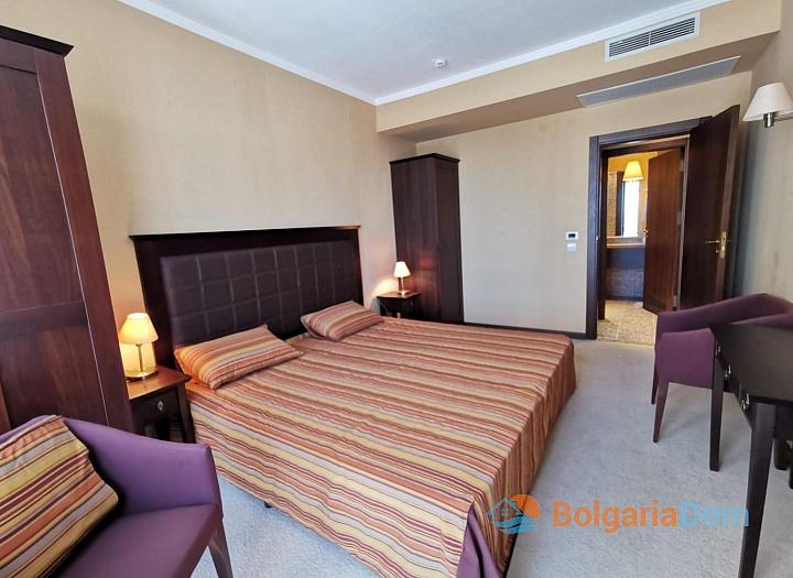 Апартамент с одной спальней с видом на море в люкс-комплексе на первой линии. Фото 4