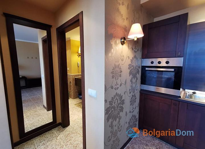 Апартамент с одной спальней с видом на море в люкс-комплексе на первой линии. Фото 11