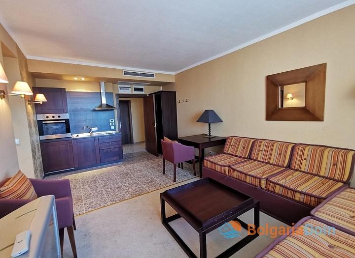 Апартамент с одной спальней с видом на море в люкс-комплексе на первой линии. Фото 2
