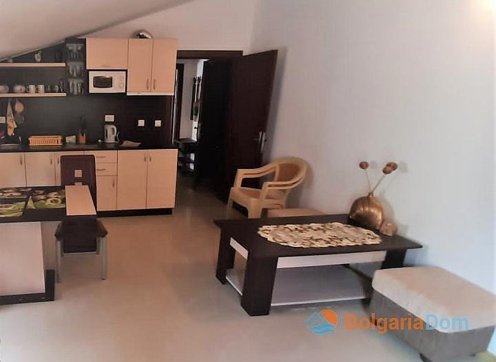 Двухкомнатная квартира в комплексе Емеральд Парадайз. Фото 10