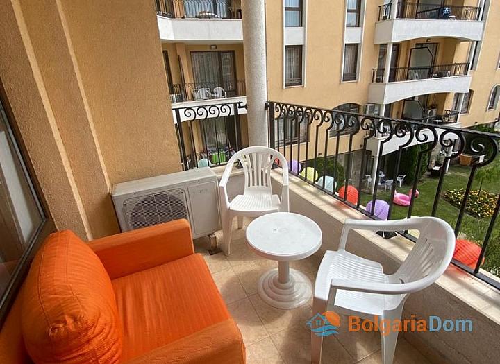 Отличная квартира с одной спальней в комплексе  Роял Сан. Фото 2