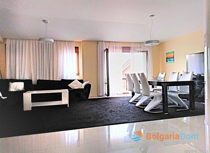 Роскошная квартира с видом на море в комплексе Санта-Марина. Фото 10