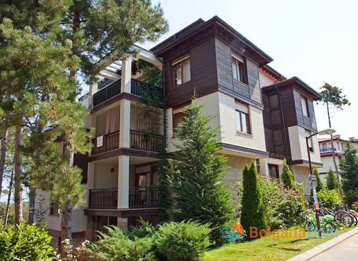 Роскошная квартира с видом на море в комплексе Санта-Марина. Фото 33