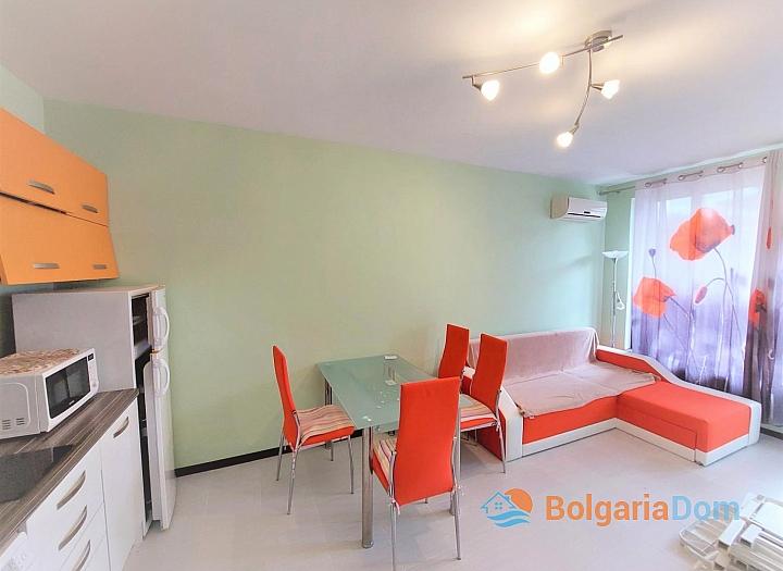 Красивая двухкомнатная квартира в отличном комплексе Грин Парадайз. Фото 8