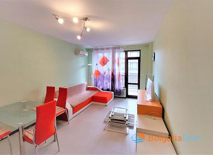 Красивая двухкомнатная квартира в отличном комплексе Грин Парадайз. Фото 2