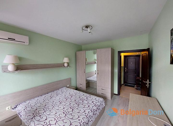 Красивая двухкомнатная квартира в отличном комплексе Грин Парадайз. Фото 4
