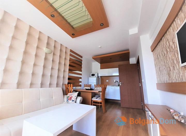 Красивая двухкомнатная квартира в элитном СПА-комплексе. Фото 12