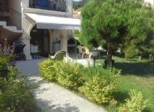 Двухкомнатная квартира с двориком в Вилла Романа, Элените. Фото 3
