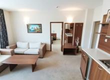 Апартамент с двумя спальнями на второй линии моря. Фото 10